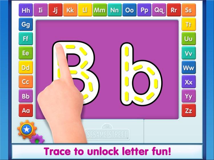 Elmo Loves ABCs for iPad
