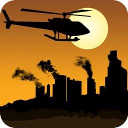 Final City War Free - 3D Heli Attack