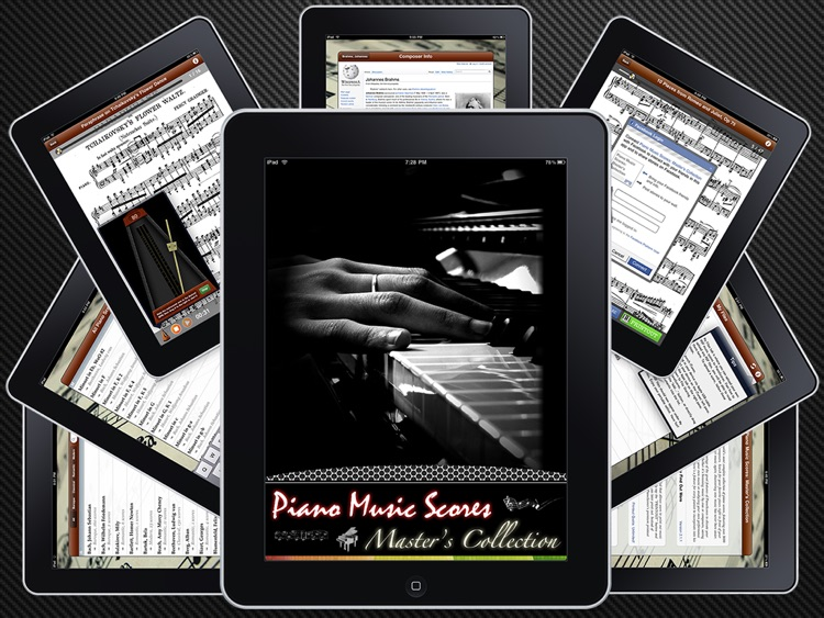 Piano Music Scores screenshot-0