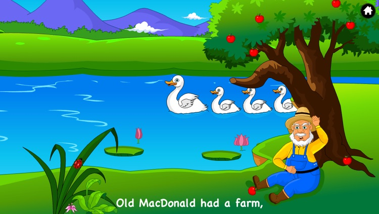 Old MacDonald Had A Farm - Songs For Kids screenshot-3