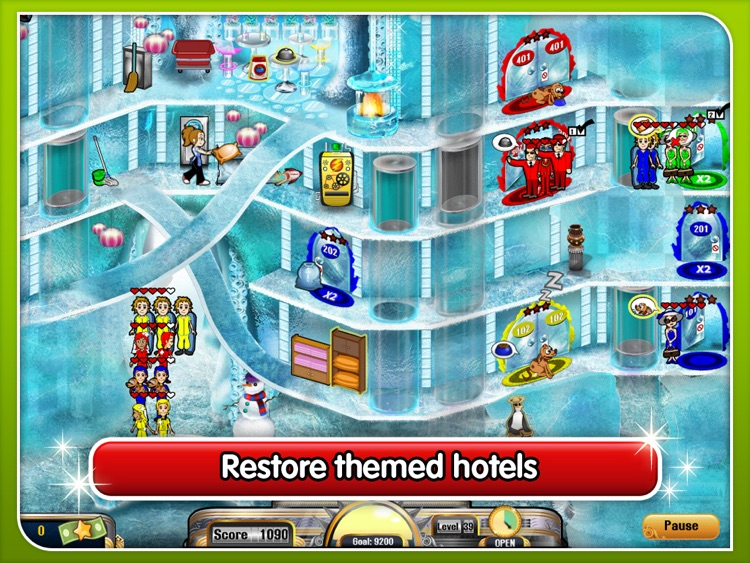 Hotel Dash: Lost Luxuries