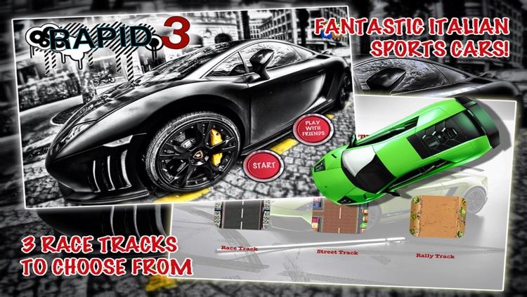 Rapid 3 Racing  – GTI Nitro Empowered