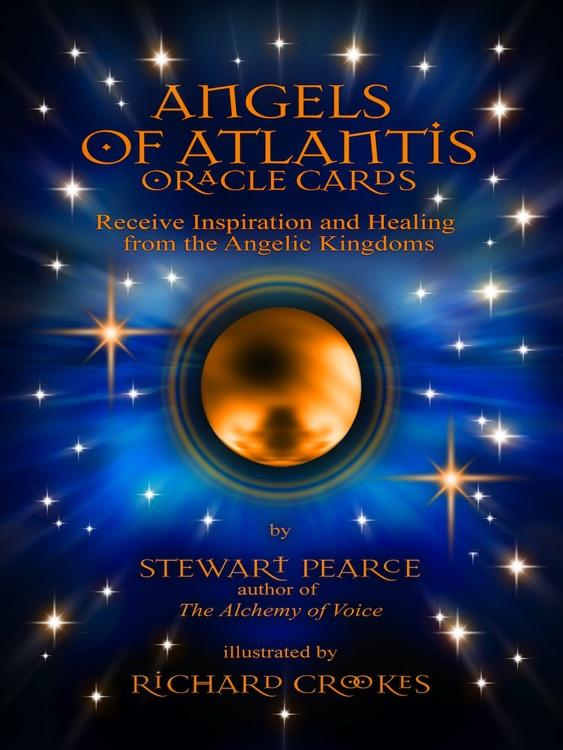 Angels Of Atlantis Oracle Cards HD