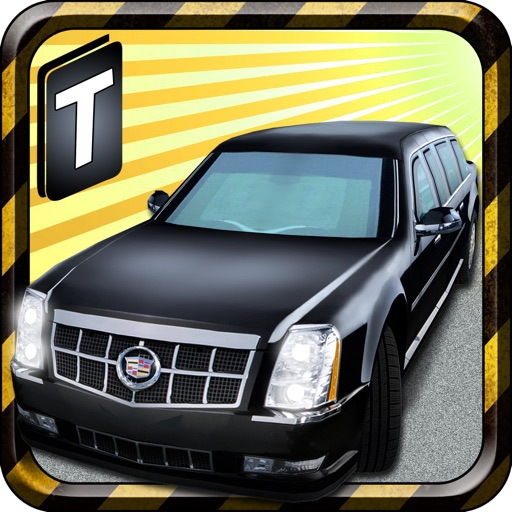 Limousine Parking 3D - Realistic Limo Driving Free Racing Game