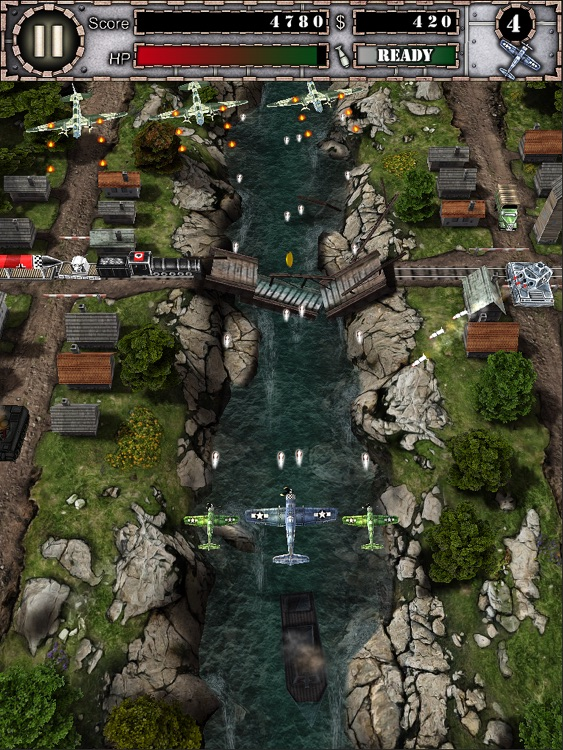 AirAttack HD screenshot-2