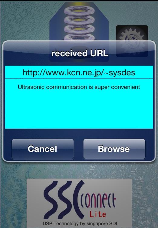 SSCconnectL screenshot-3