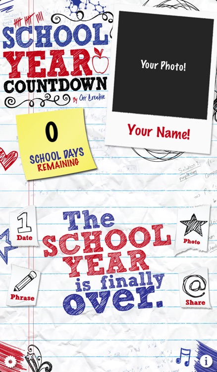 School Year Countdown screenshot-4