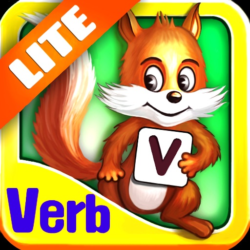 Animated Verb (LITE): First Words