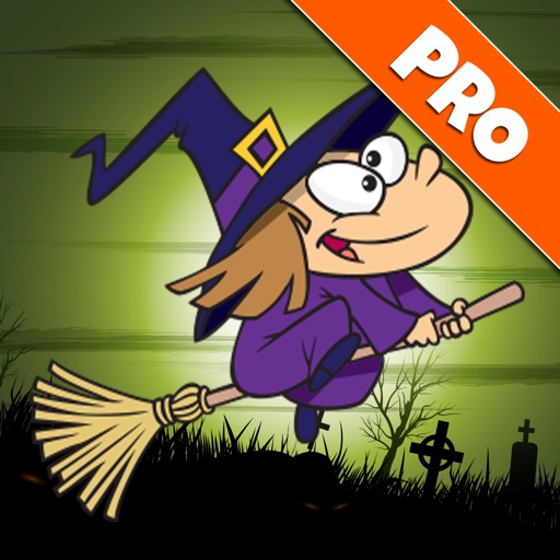 Abbie the Witch - Halloween Pro Edition