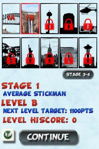 Bungee Stickmen - Australian Landmarks {LITE +}