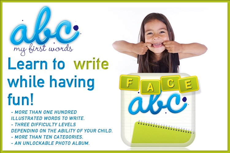 ABC: my first words
