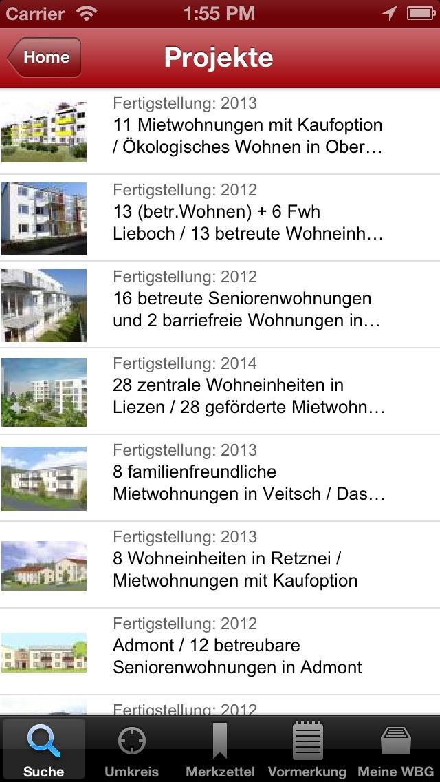 WohnbaugruppeScreenshot von 4