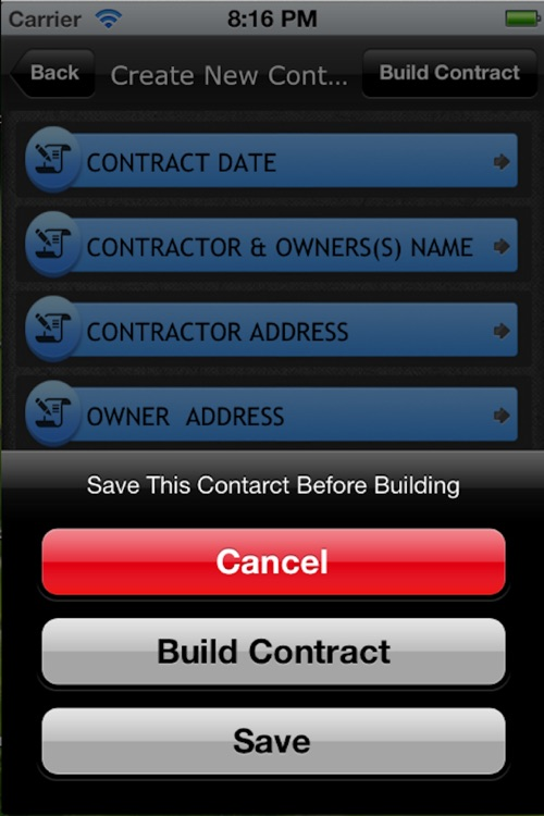 Contract Maker screenshot-3