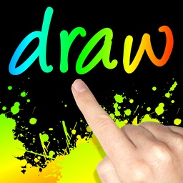 Finger Draw - Painting & Drawing with your finger!