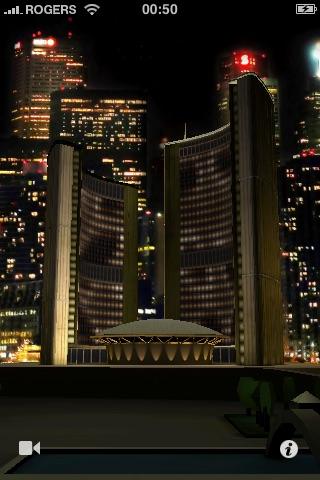 Blinkenlights Stereoscope screenshot one