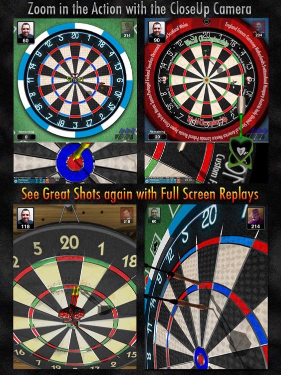Bulls i 3D Darts HD