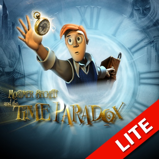 Mortimer Beckett and the Time Paradox for iPad LITE