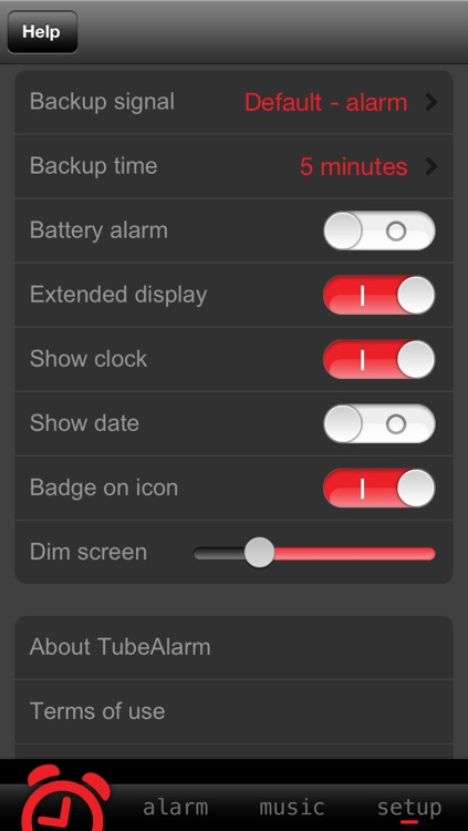 TubeAlarm for YouTube screenshot-3