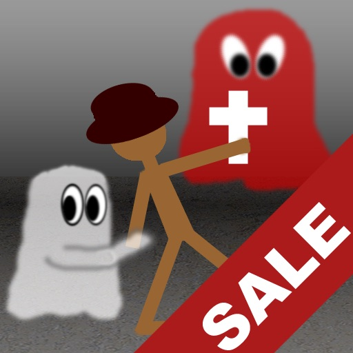 Ghost Buddy 3D - SALE!