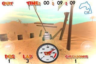 DreamRace 4x4 Free screenshot three