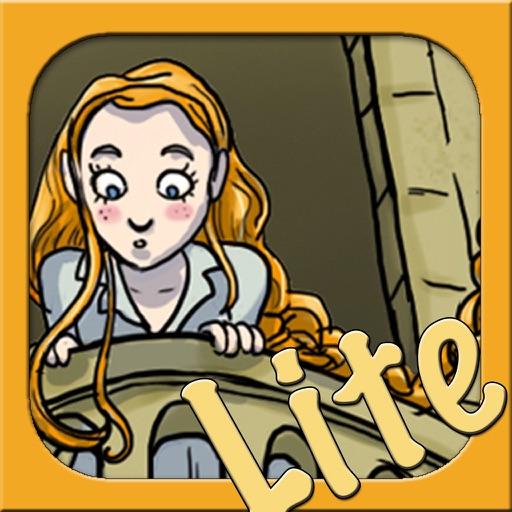 Рапунцель – Книга – Игра на развитие памяти – игра пазлы (Lite)