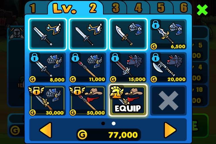 Chicken Revolution : Warrior screenshot-4