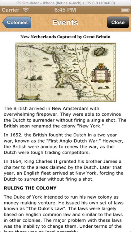 13 COLONIES: America During the Colonial Period screenshot-3