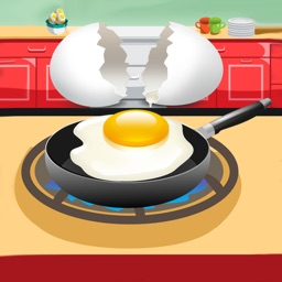 Breakfast food story - the egg cooking factory - Free Edition