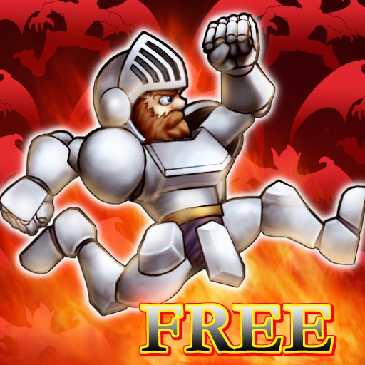 GHOSTS'N GOBLINS GOLD KNIGHTS FREE icon