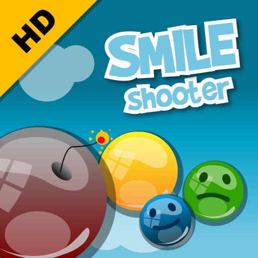 Smile Shooter HD icon