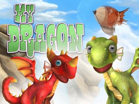 My Dragon-ipad-0