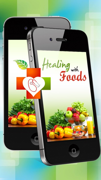Healing With Foods screenshot-0