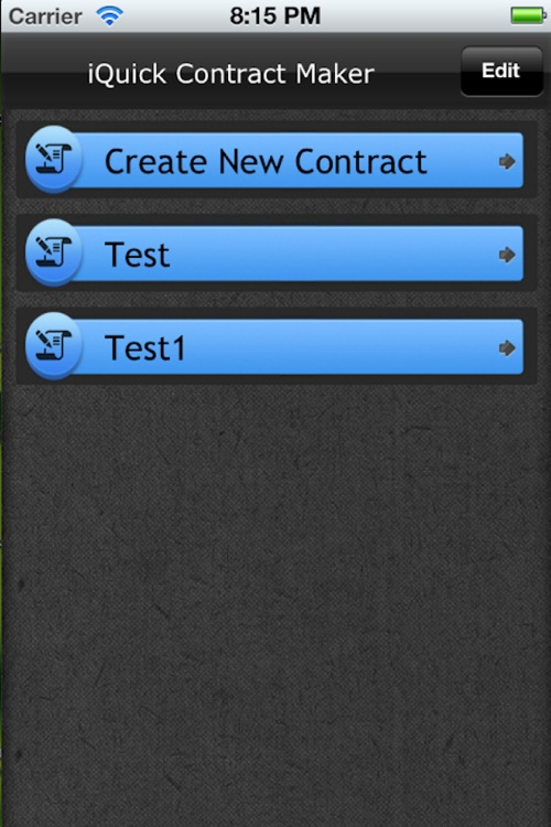 Contract Maker screenshot-1