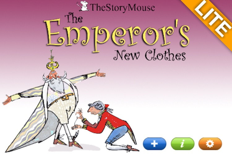 The Emperor's New Clothes (Lite) - An Animated Book by The Story Mouse