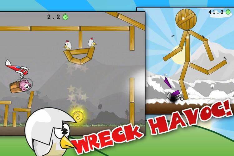 Air Stunt Racing Free screenshot-4