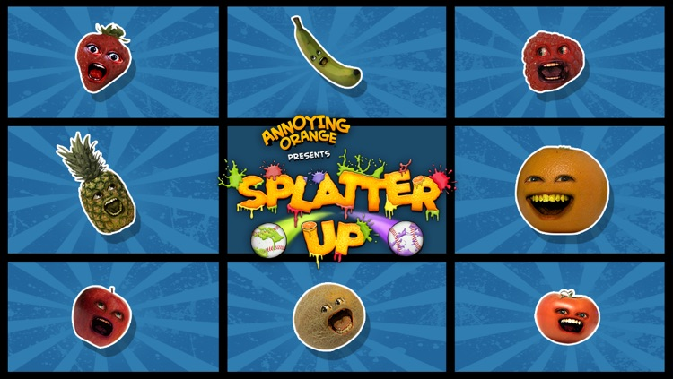 Annoying Orange: Splatter Up! screenshot-4