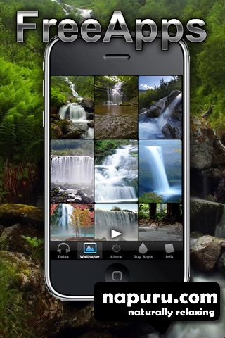 Relax Waterfall screenshot-3