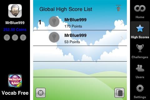 Vocabulary Bubble FREE screenshot-3