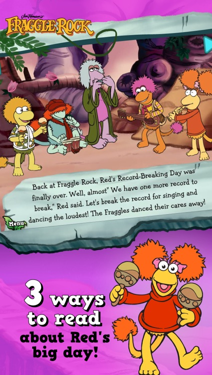 Fraggle Rock Game Day screenshot-1