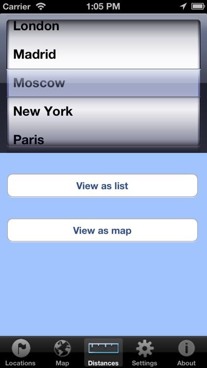 Distances from screenshot-3