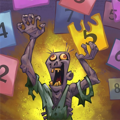 Math Zombie - Learn Math is fun