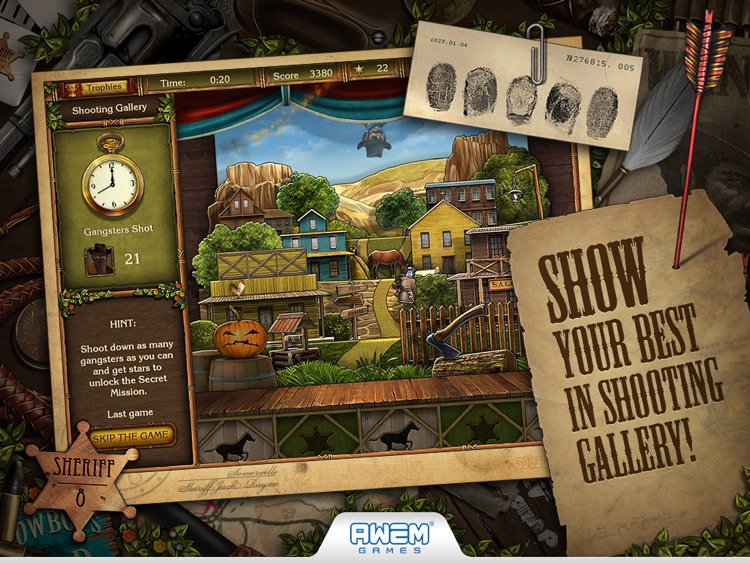 Golden Trails: Hidden Object Adventure (Premium)