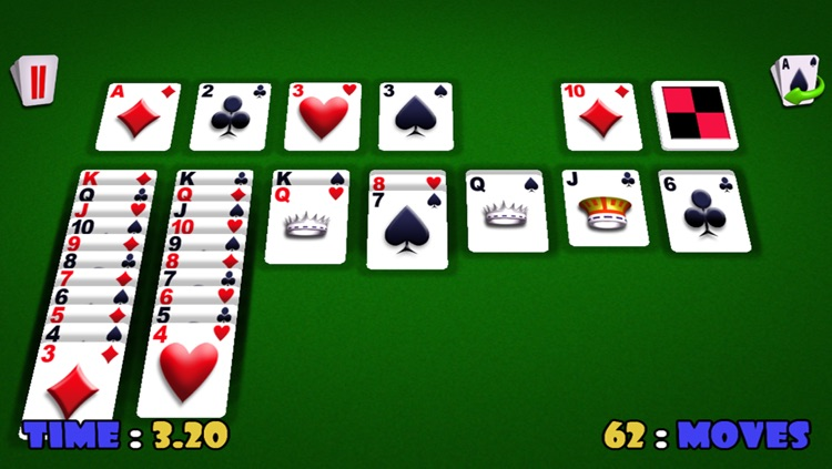 Solitaire 3D screenshot-0