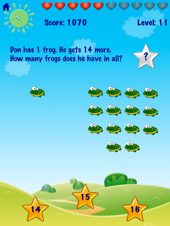 Ace Kids Math Word Problems HD Free by Hien Ton