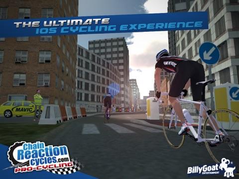 CRC Pro-Cycling на iPad