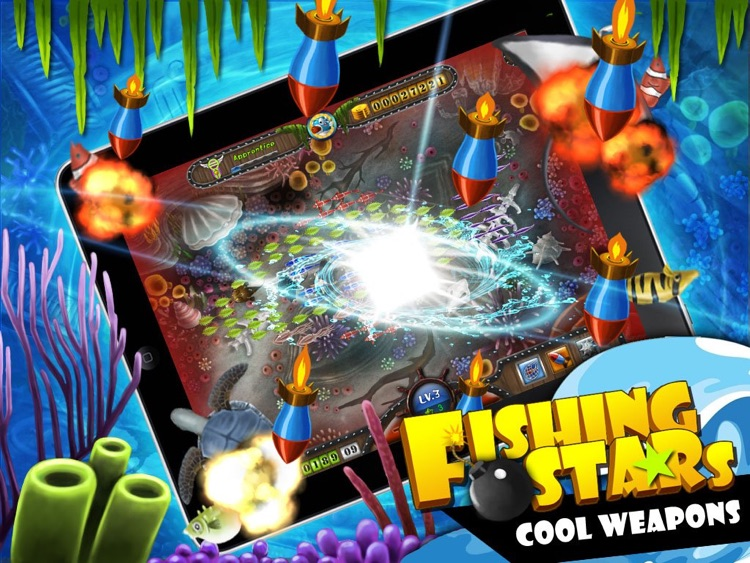 Fishing Stars HD
