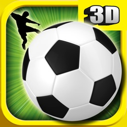 A Keepy Uppy 3D : Kick Ups - The Best Super Soccer Ball Juggling Football Skills Game 2014