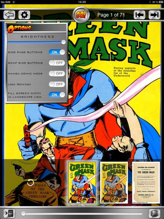 Comic Reader! screenshot-3