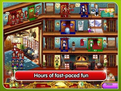 Hotel Dash: Suite Success Deluxe Screenshot