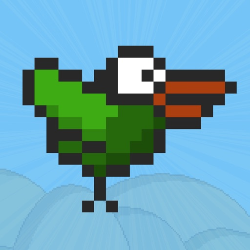 Flap Duck: My wings have gone all flappy.